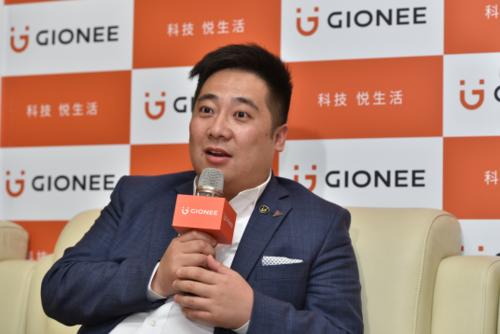 2乐语通讯总裁朱伟:金立是中国高端制造的代表V4