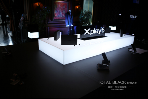 「TOTAL BLACK」时尚的极致:vivo Xplay6 再造经典271