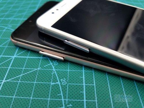 让魅蓝 更多彩 魅蓝5s换壳记_第1页_苹果iphone专区