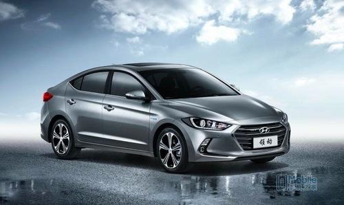 北京现代1.4t领动新车型上市售12.48万