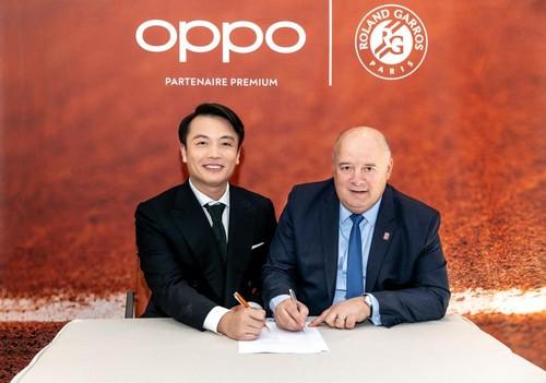 外媒称赞:OPPO牵手法网 打造体育营销新典范
