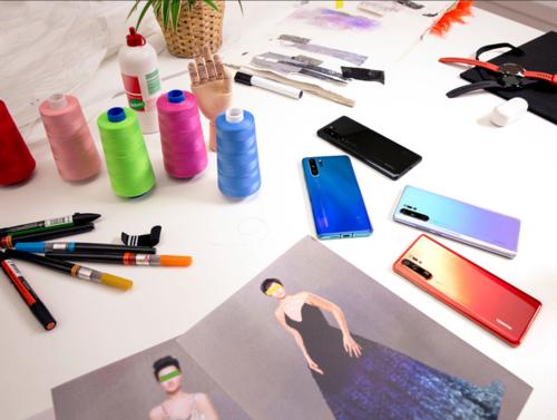 从华为P30系列 看科技如何改写时尚