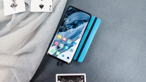 努比亚Z20今日首销 骁龙855 Plus 双面屏
