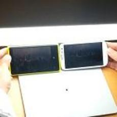 模拟日光测试 Lumia 920盖过GALAXY S3