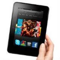 不惧iPad mini Kindle Fire HD销量升3倍