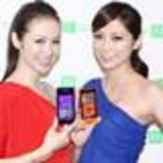 Windows Phone玩颜色HTC 8X、8S美模图赏