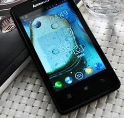 4.0英寸IPS+双卡 联想智能手机A600e评测