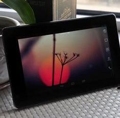 7英寸IPS屏+Tegra 3 千元影驰Galapad评测