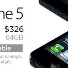 Fry's出售iPhone 5超低价 16GB版本126美元