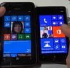 诺基亚WP8也玩跨界 新款大屏手机曝光