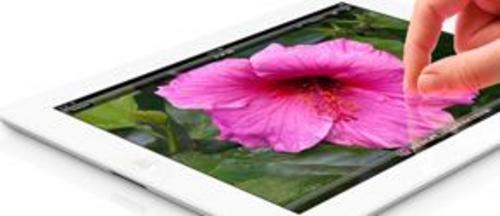 指标压倒性优势 新iPad开箱视频及影像