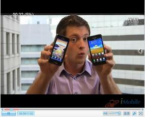 摩托罗拉DROID 4 vs 三星Epic 4G Touch评测