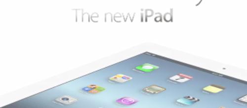 双核震撼 视觉冲击 The new iPad仅3750