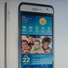 韩媒称GALAXY S3配备Home键 图标变5列