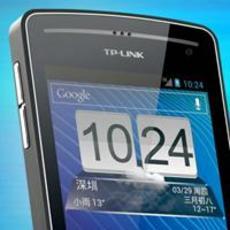 4英寸ICS TP-LINK首款千元智能机亮相