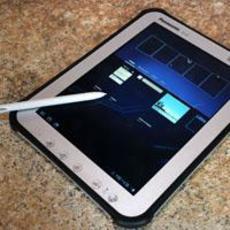 10.1英寸ICS 松下发布三防加密平板A1