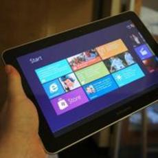 宏碁华硕东芝将展示旗下Windows 8平板