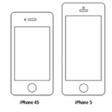 分析称下一代iPhone配备4.08英寸屏