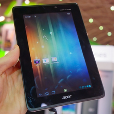 宏碁发布Android平板Iconia Tab A110