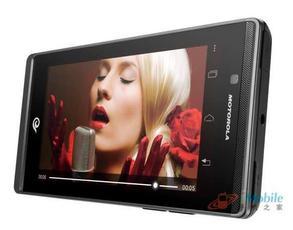 新发布次旗舰型商务手机 摩托罗拉XT889