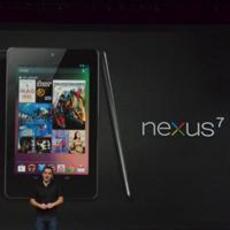 谷歌Nexus 7平板发布 Android4.1售1265