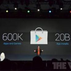 谷歌今宣布Play Store安装量达200亿次