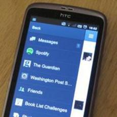 彭博社:Facebook联手HTC明年中推智能机