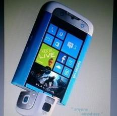 诺基亚Lumia X曝光 采用可旋转摄像头