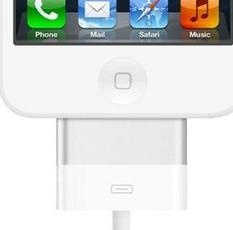 苹果Apple Store泄露19针接口转换器