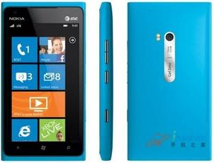 WP大屏智能机 诺基亚Lumia900依旧火热