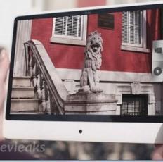HTC 10英寸平板曝光 造型似Legend