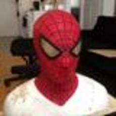 天才粉丝 看国外牛人自己DIY蜘蛛侠战服