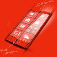 超越HTC WP 8X!最新WP概念机多图曝光