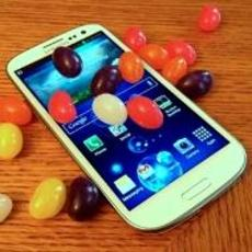 GALAXY S III升级Android 4.1首次曝光
