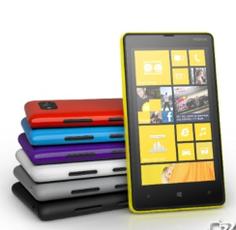 诺基亚欲起诉HTC 8X抄袭Lumia 820外观