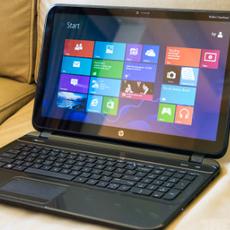 基于AMD平台 惠普推Windows 8触屏笔记本