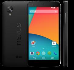 LG Nexus 5官方图曝光 349美元起售