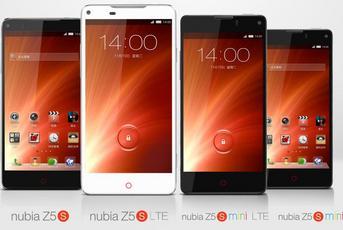 nubia Z5S系列新品上市京东26日预售