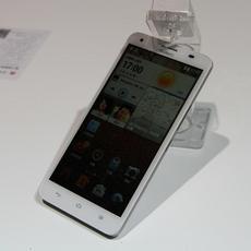真八核双3G智能手机 荣耀3X现场图赏