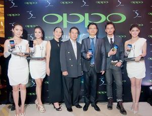 正式登陆海外市场OPPO Find 5泰国发布