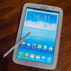 秒杀iPad Mini 三星GALAXY Note 8.0图赏
