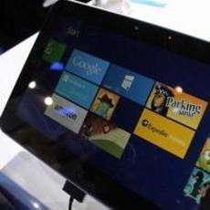10.1英寸Windows 8平板电脑 中兴V98图赏