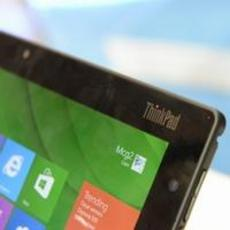联想Win8平板ThinkPad Tablet 2图赏