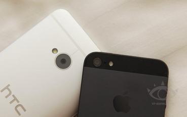 HTC One & iPhone5 旗舰相机实拍大比拼