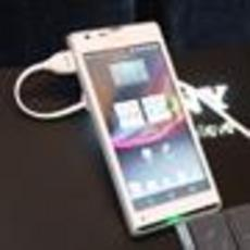 铝合金+透明带SONY Xperia SP M35h图赏