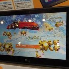 AMD版Win8平板 LuvPad WN1100现身秋叶原