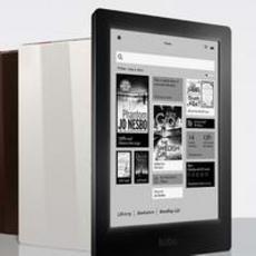 围攻亚马逊Kindle Kobo再推新品