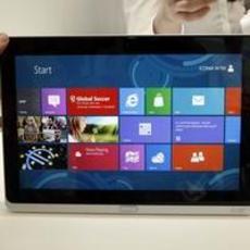 微软或推新系统平板 华硕和宏碁成最佳选择