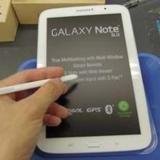 3603元 三星Galaxy Note 8.0现身秋叶原