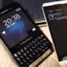 黑莓中端全键盘R10造型规格泄露